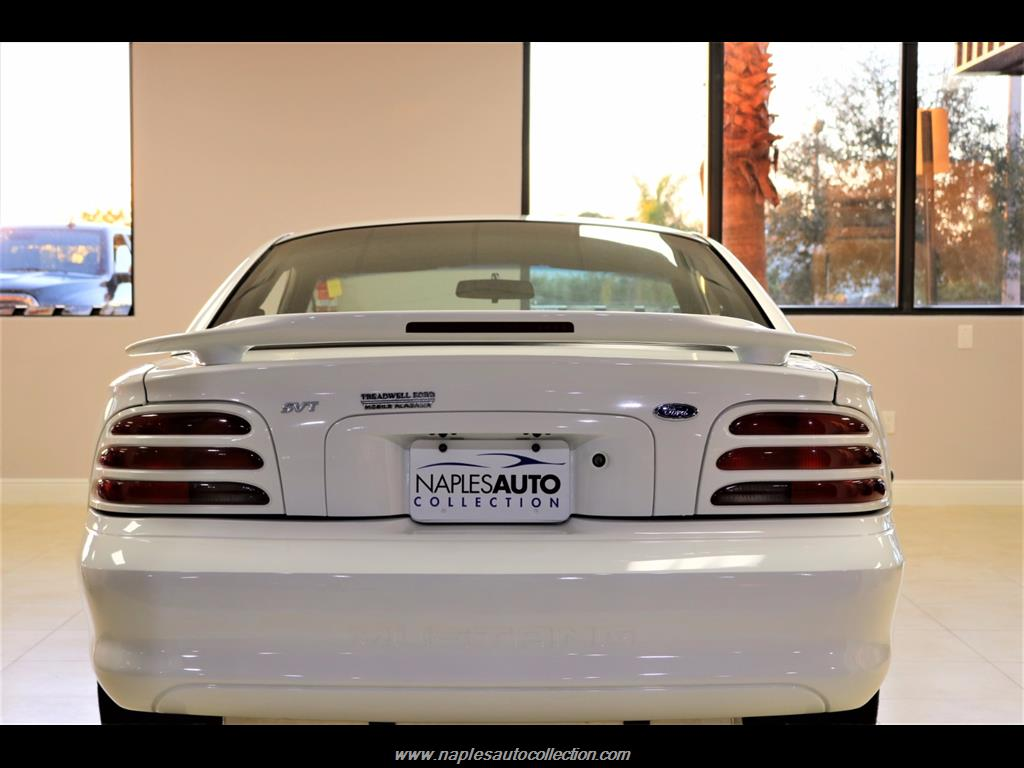 1995 Ford Mustang SVT Cobra R - Photo 6 - Fort Myers, FL 33967