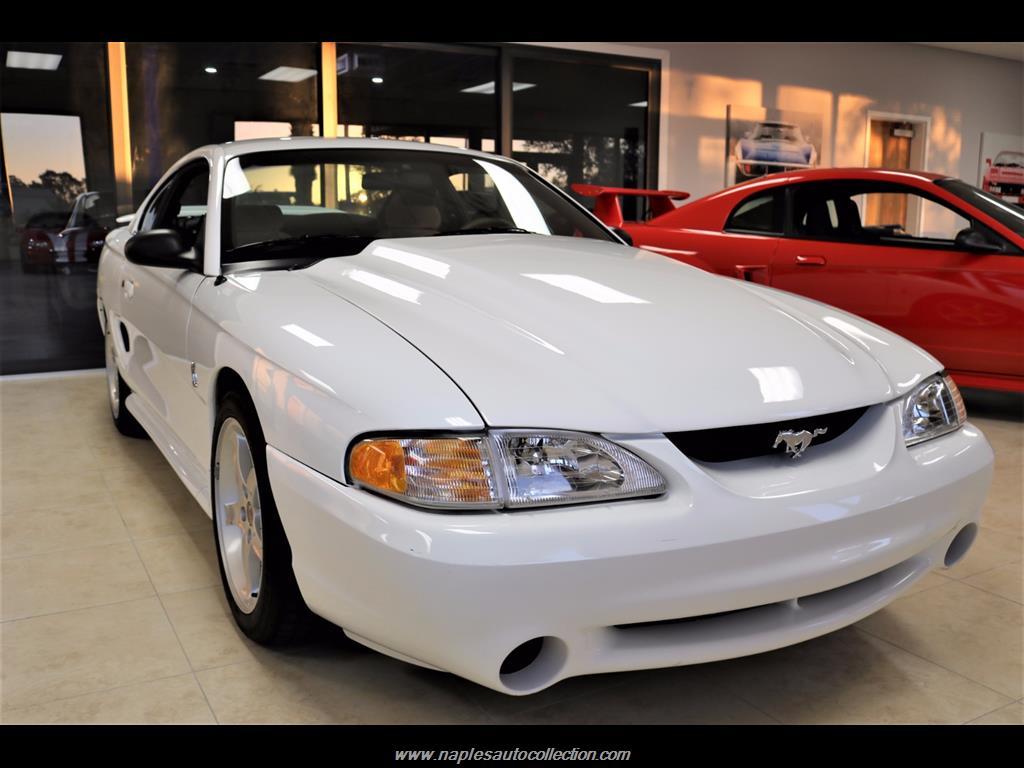1995 Ford Mustang SVT Cobra R - Photo 4 - Fort Myers, FL 33967