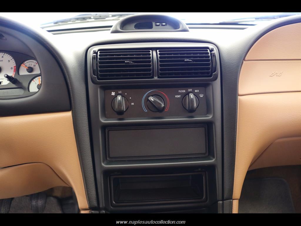 1995 Ford Mustang SVT Cobra R - Photo 16 - Fort Myers, FL 33967