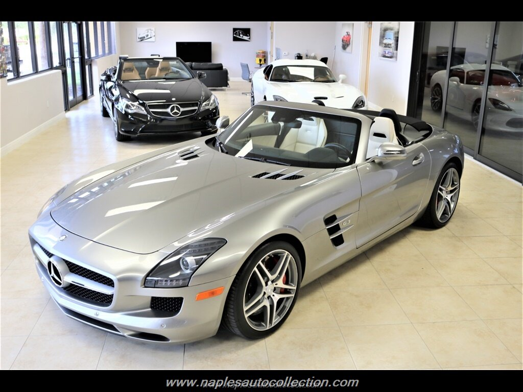 2012 Mercedes-Benz SLS AMG for sale in Naples, FL | Stock ...