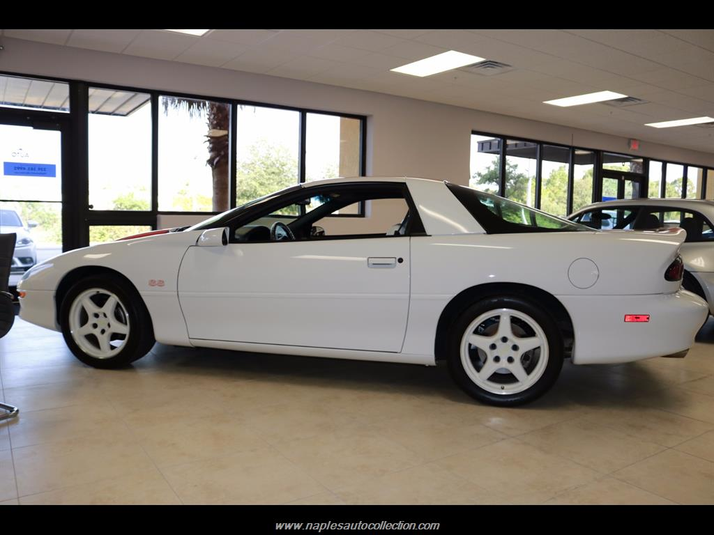 Camaro 1997 chevrolet camaro coupe : 1997 Chevrolet Camaro SS LT4 for sale in Fort Myers, FL | Stock ...