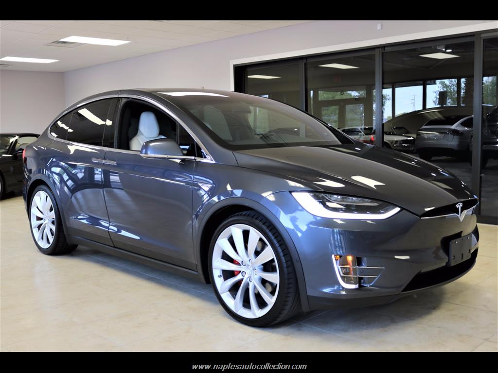 Tesla Model X PD For Sale In Naples FL Stock - 2016 tesla msrp