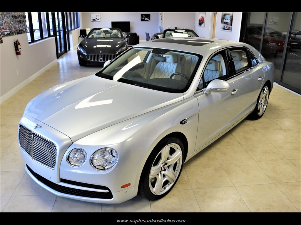 2015 Bentley Flying Spur V8 Mulliner for sale in Naples, FL | Stock ...
