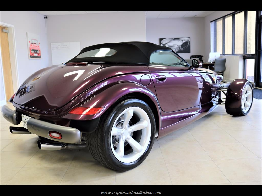 1999 Plymouth Prowler - Photo 12 - Fort Myers, FL 33967
