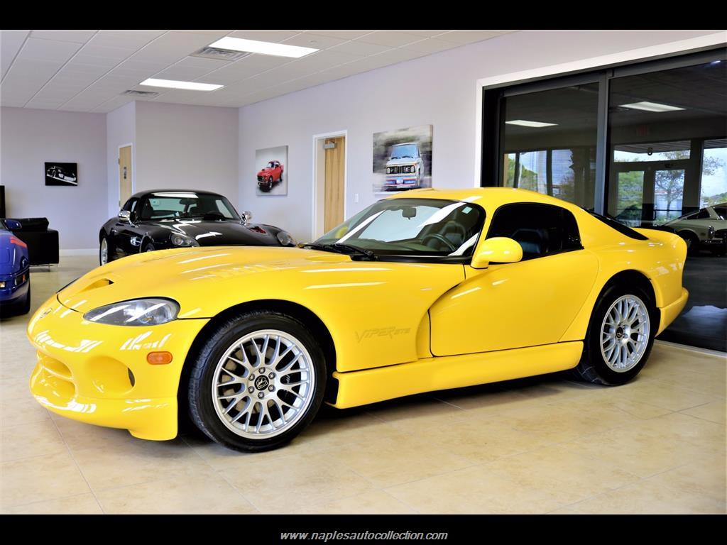 2001 Dodge Viper GTS ACR for sale in Naples, FL | Stock #: 704816