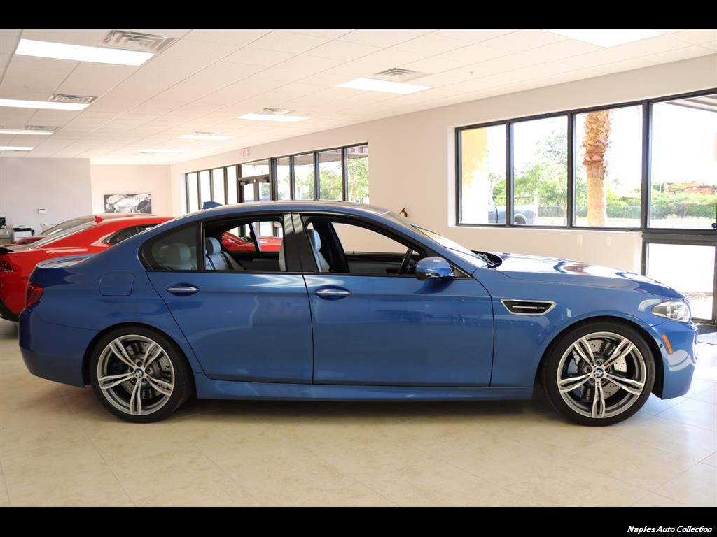 2014 bmw m5 competition package for sale in naples fl stock 593226. Black Bedroom Furniture Sets. Home Design Ideas