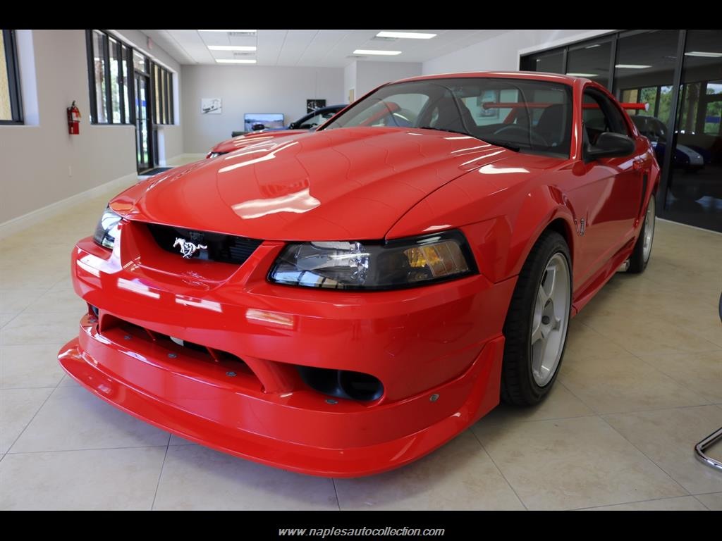 Cars For Sale Newnan Ga 2000: 2000 Ford Mustang SVT COBRA R For Sale In Naples, FL