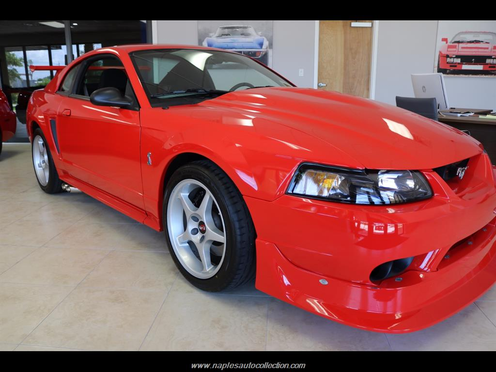 2000 ford mustang svt cobra r photo 3 fort myers fl 33967