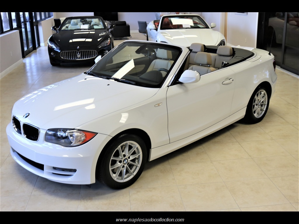 BMW I For Sale In Naples FL Stock M - 2011 bmw 128i convertible