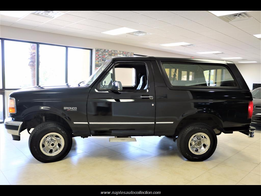 1996 Ford Bronco XLT - Photo 8 - Fort Myers, FL 33967