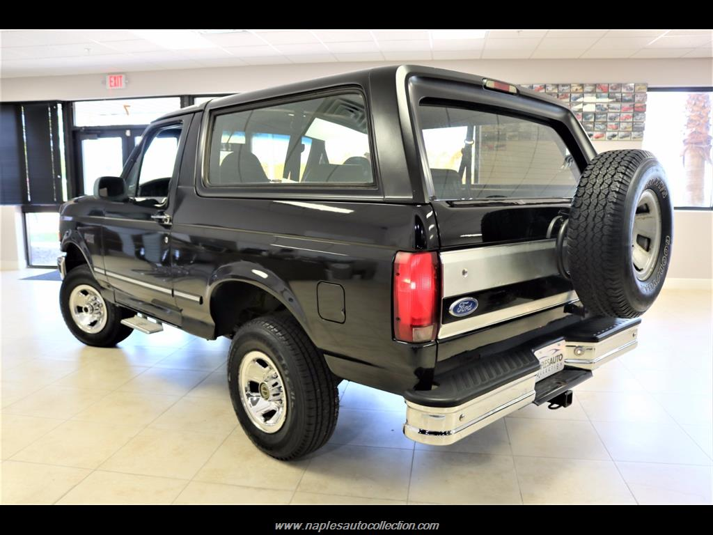 1996 Ford Bronco XLT - Photo 7 - Fort Myers, FL 33967