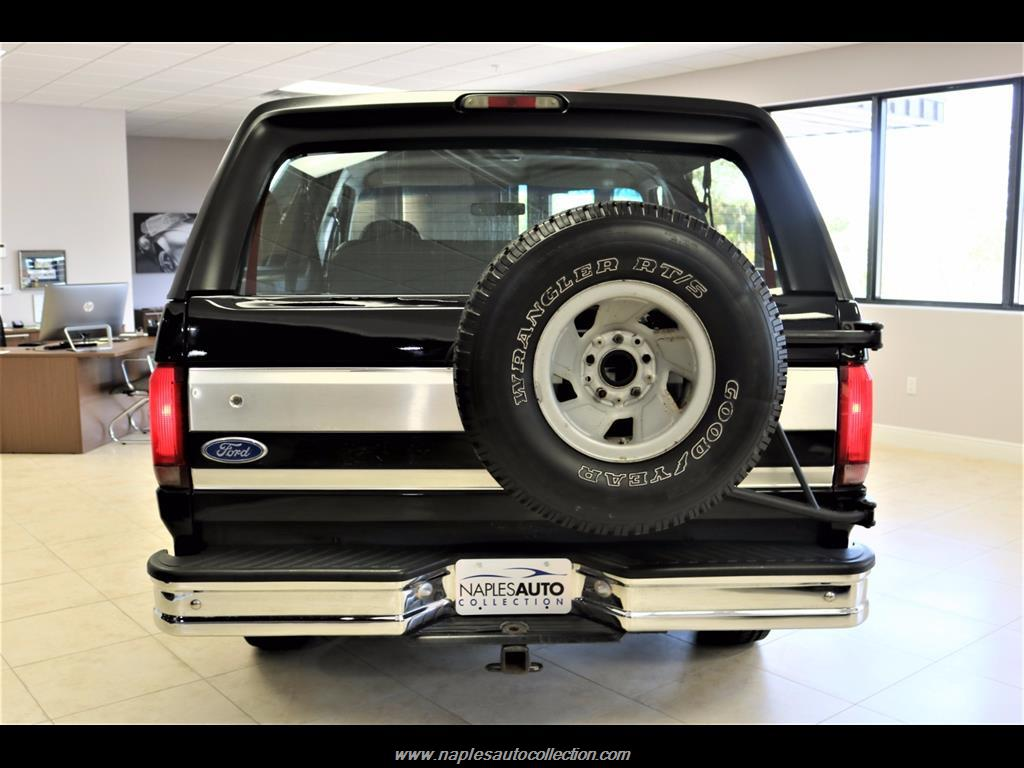 1996 Ford Bronco XLT - Photo 5 - Fort Myers, FL 33967