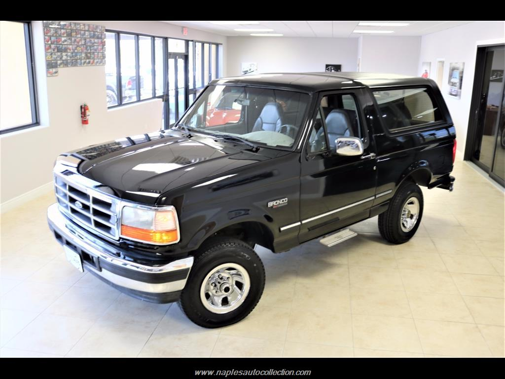 1996 Ford Bronco XLT - Photo 1 - Fort Myers, FL 33967