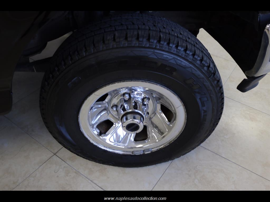 1996 Ford Bronco Xlt For Sale In Naples Fl Stock A66219