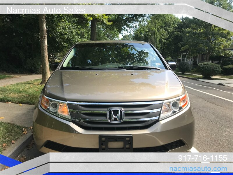 2012 Honda Odyssey EX-L photo