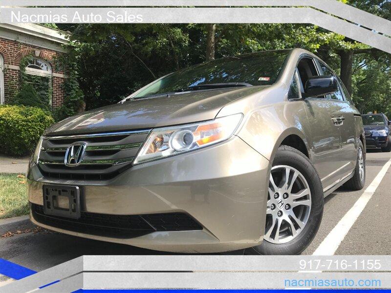 The 2012 Honda Odyssey EX-L photos