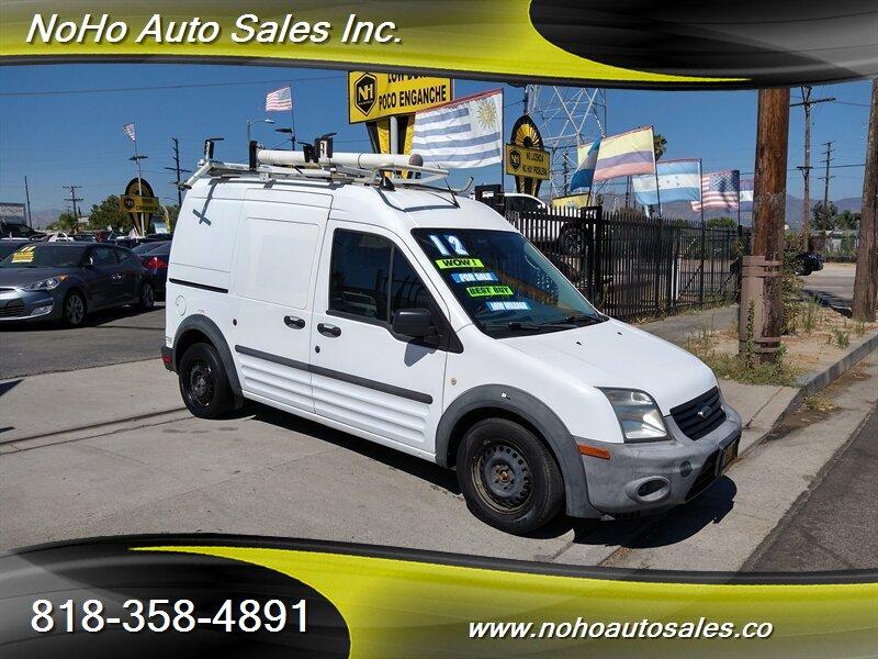 2012 Ford Transit Connect Cargo Van XL photo
