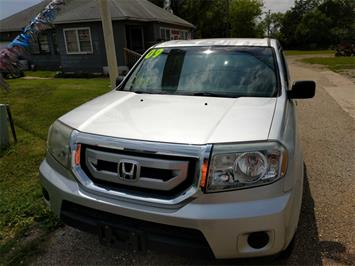 2009 Honda Pilot LX SUV