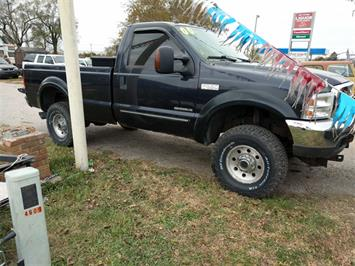 2000 Ford F-350 Super Duty XL 2dr Standard Cab XL - Photo 3 - Topeka, KS 66609