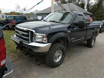 2000 Ford F-350 Super Duty XL 2dr Standard Cab XL - Photo 1 - Topeka, KS 66609