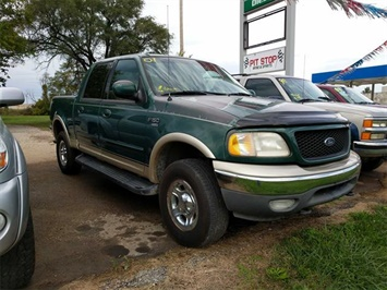 2001 Ford F-150 XLT 4dr SuperCrew XLT - Photo 1 - Topeka, KS 66609