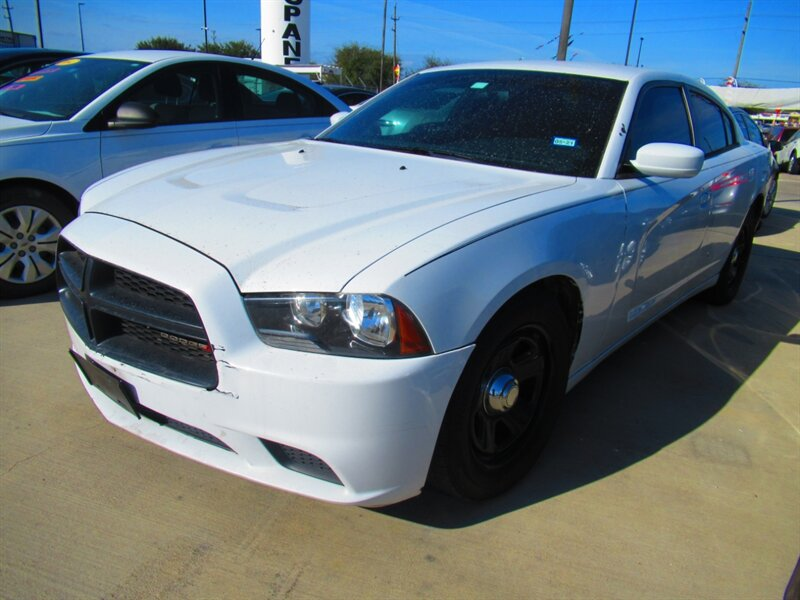 2014 Dodge Charger Police photo