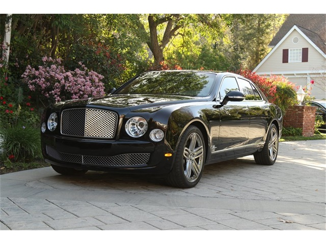 2013 Bentley Mulsanne for sale in Los Angeles, CA   Stock #: SCB0409