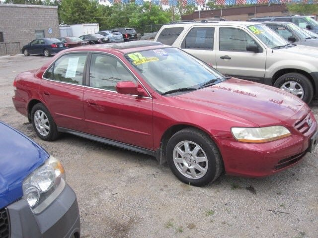 ... 2002 Honda Accord SE   Photo 2   Kansas City, MO 64126 ...