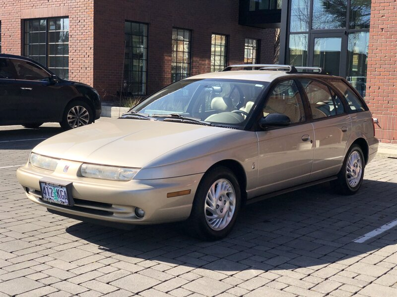 1998 Saturn SW2 Wagon