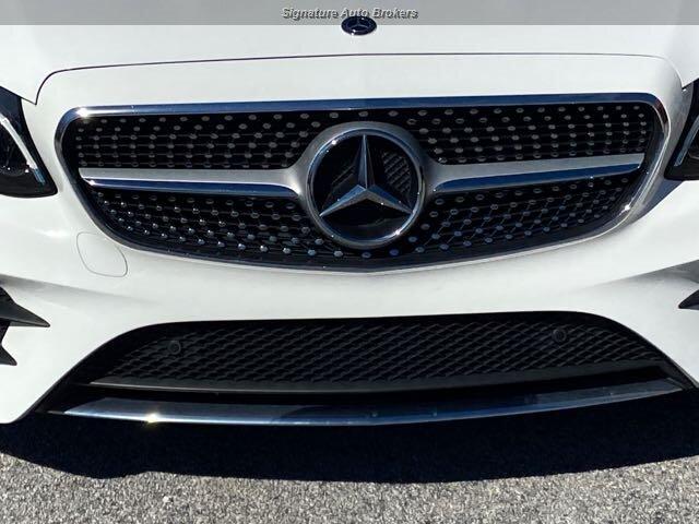 2018 Mercedes-Benz E-Class E 400 photo