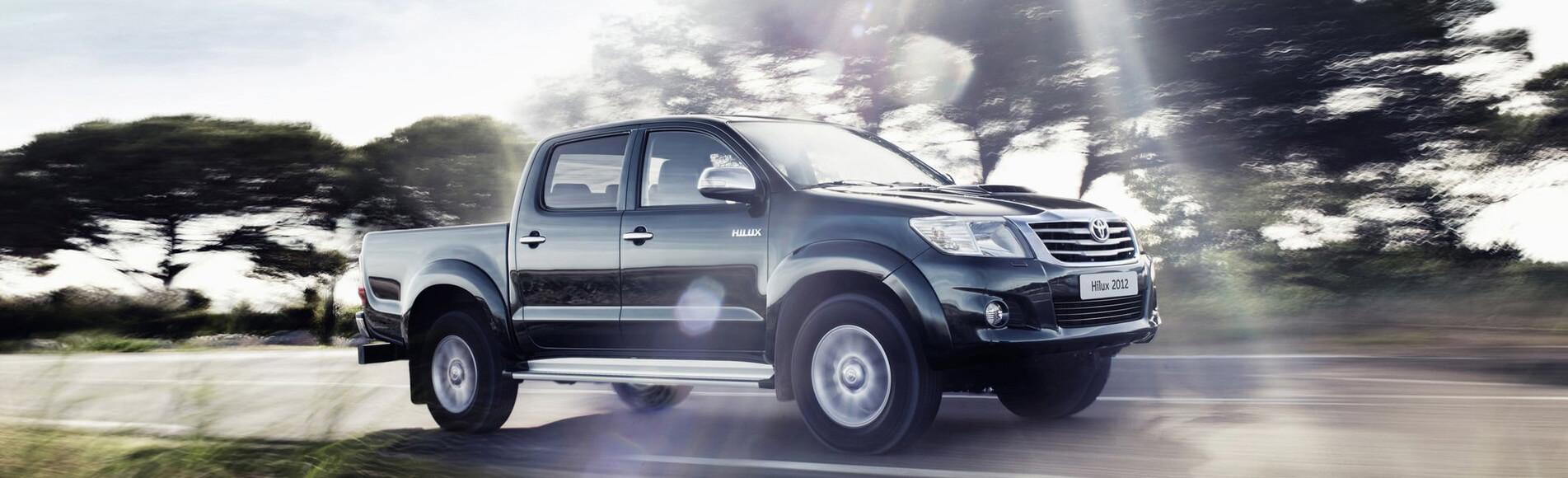 Cascade Auto Toyotas Hilux Usados En Guatemala Inventory